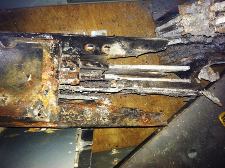 Busduct Failure after water intrusion