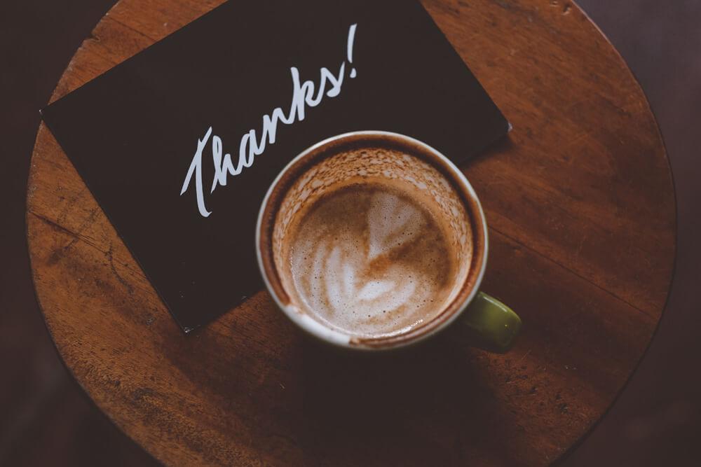 Gratitude - Thank You