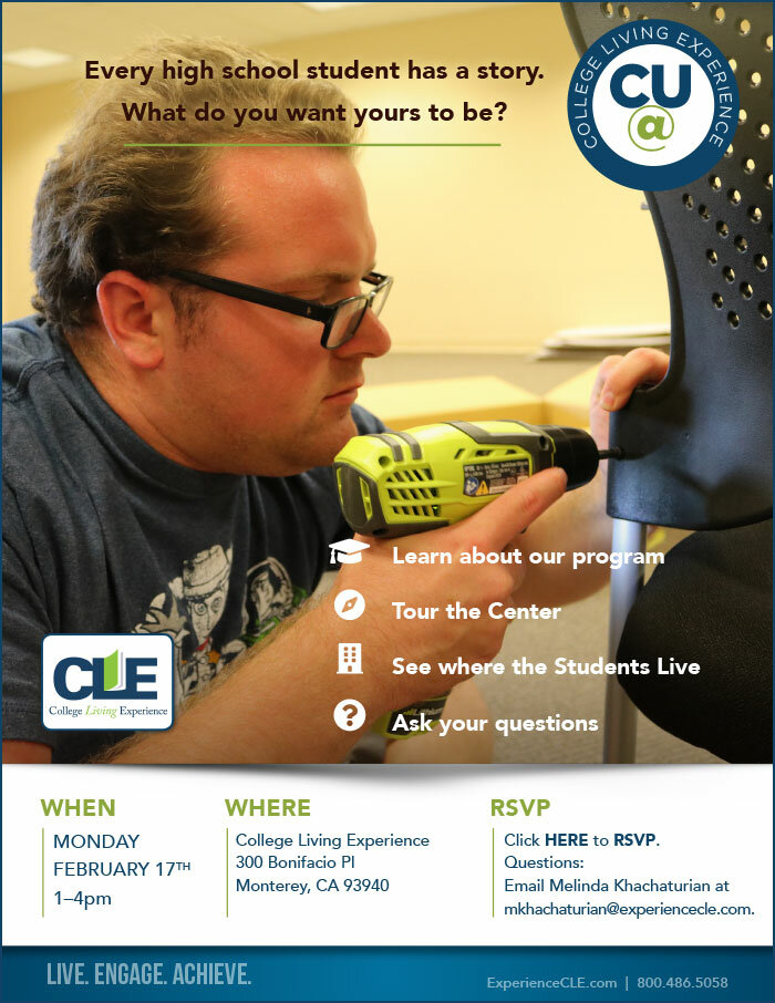 CU@CLE Monterey Feb 17, 2020