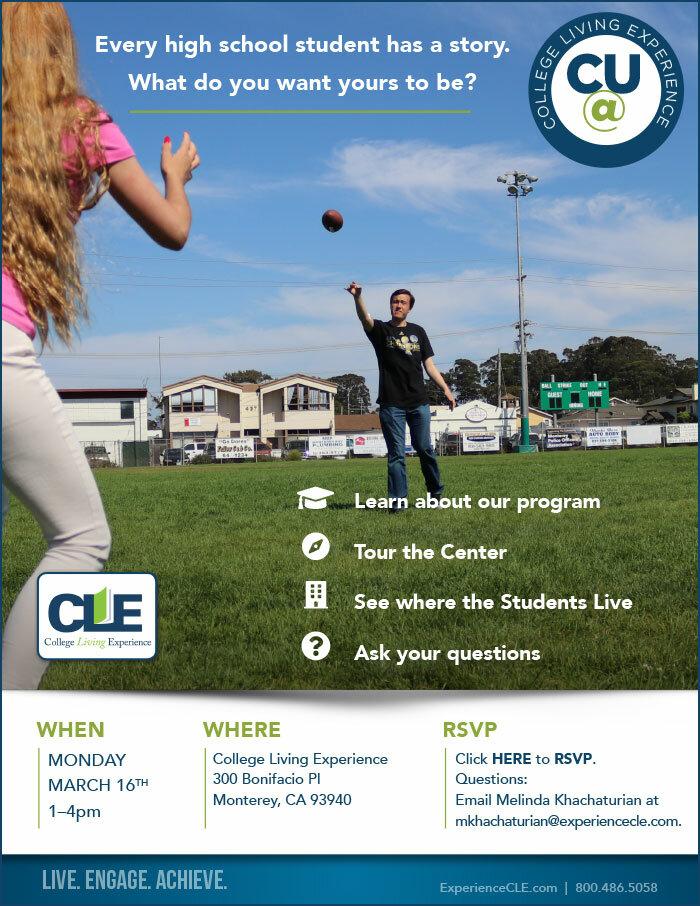CU@CLE Monterey March 16, 2020