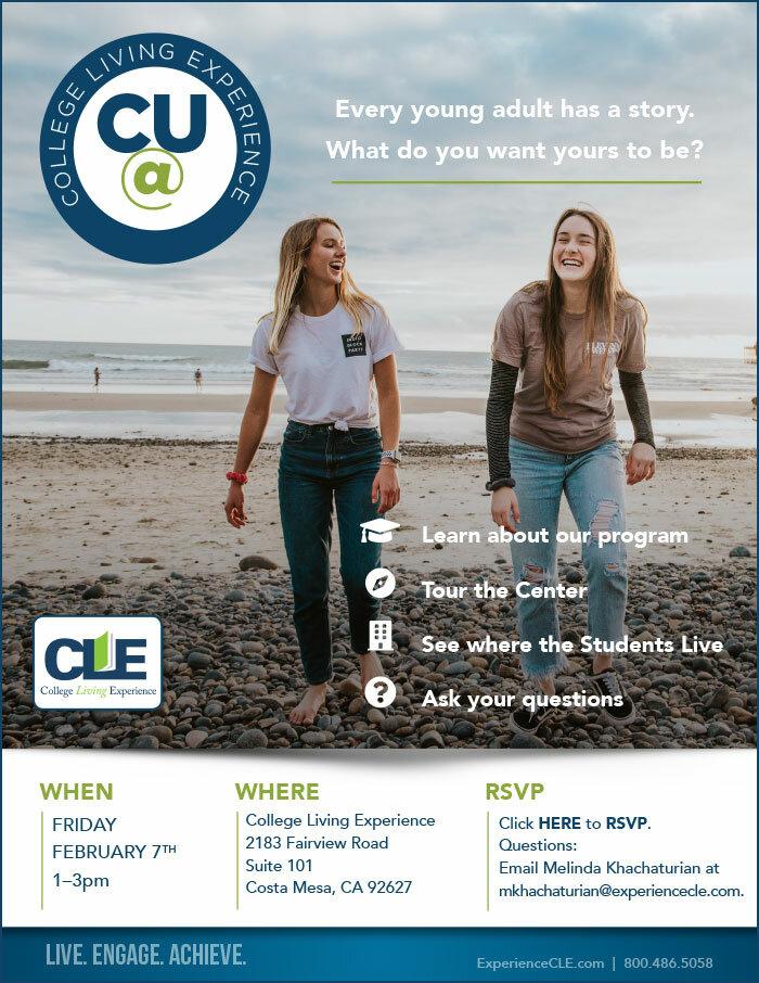 CU@CLE Costa Mesa February 2020