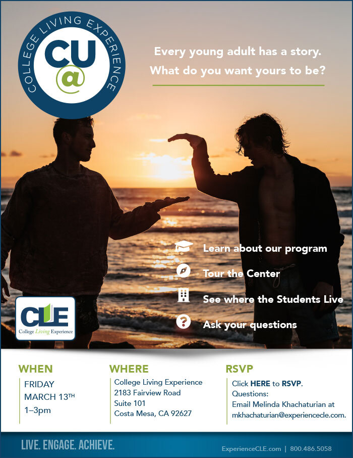 CU@CLE Costa Mesa March 13, 2020