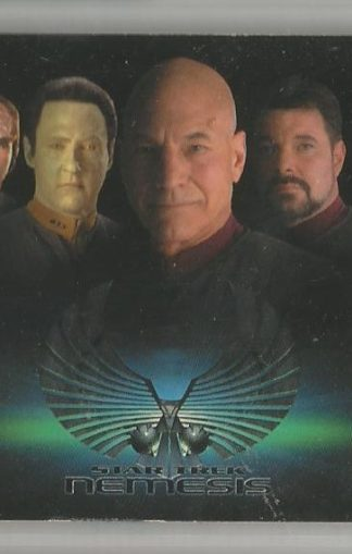 2002 Star Trek Nemesis - 1