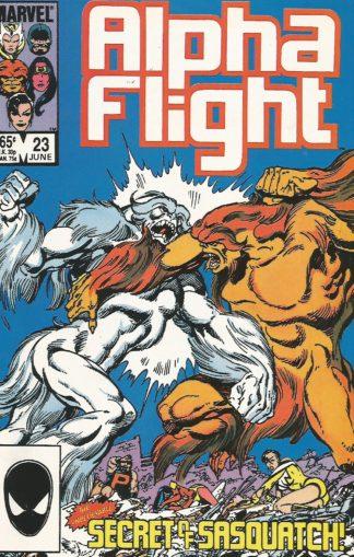 Alpha Flight #023