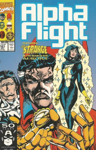 Alpha Flight #101