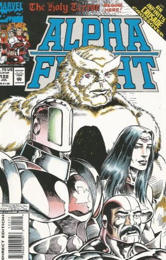 Alpha Flight #122