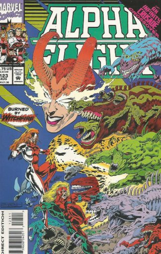 Alpha Flight #123