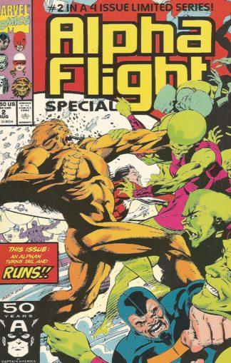 Alpha Flight Special #02