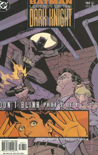 Batman Legends of the Dark Knight #166