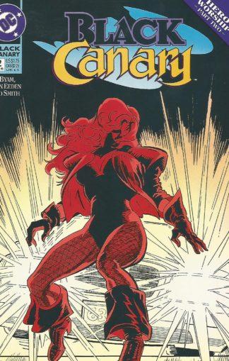 Black Canary Volume 2 #002