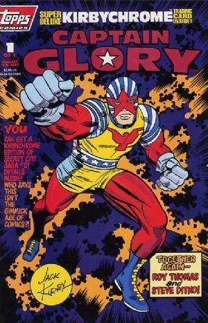 Captain Glory #1