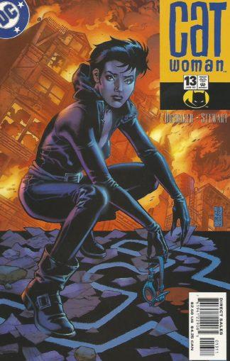 Catwoman Volume #013