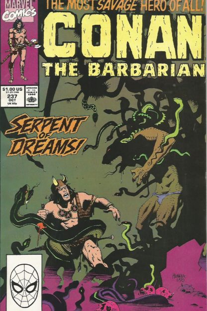 Conan the Barbarian #237
