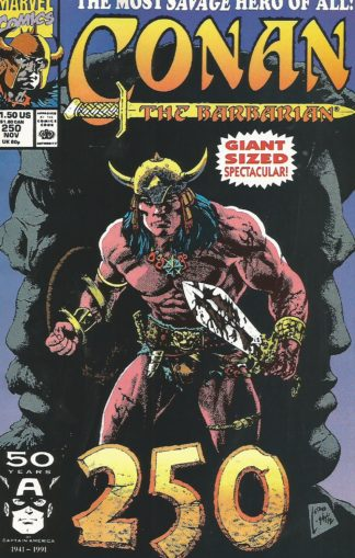 Conan the Barbarian #250