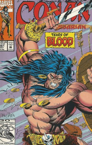 Conan the Barbarian #261