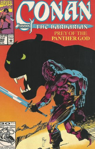 Conan the Barbarian #262