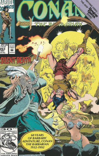 Conan the Barbarian #263