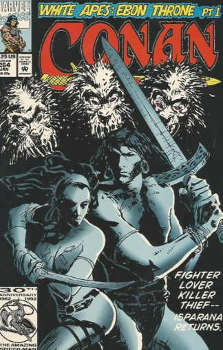 Conan the Barbarian #264