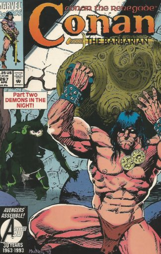 Conan the Barbarian #267