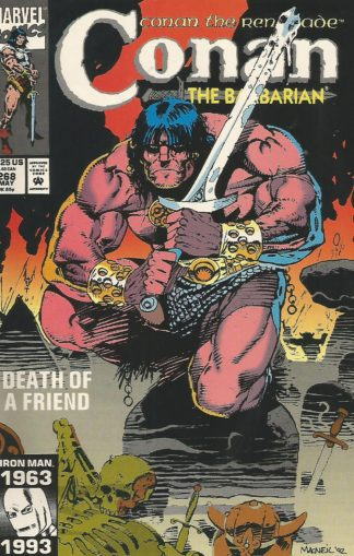 Conan the Barbarian #268