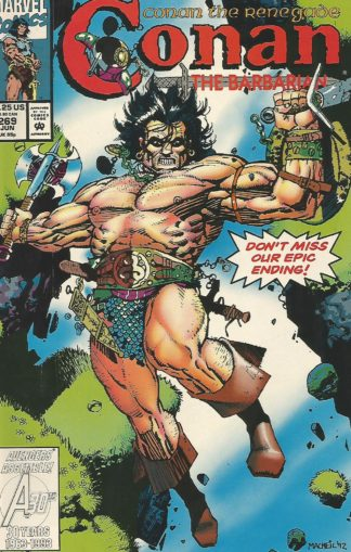 Conan the Barbarian #269