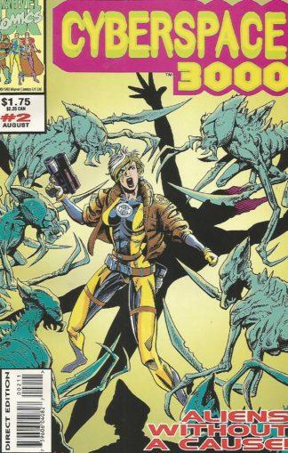Cyberspace 3000 #02