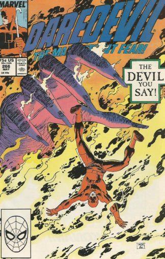 Daredevil #266