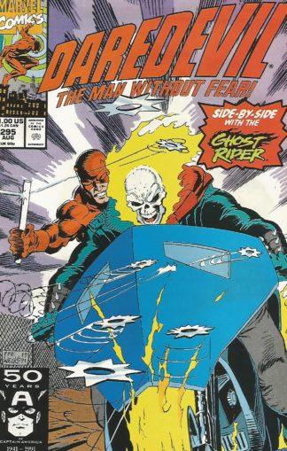 Daredevil #295