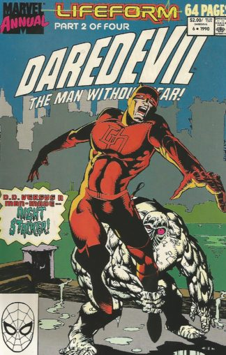 Daredevil Annual #06