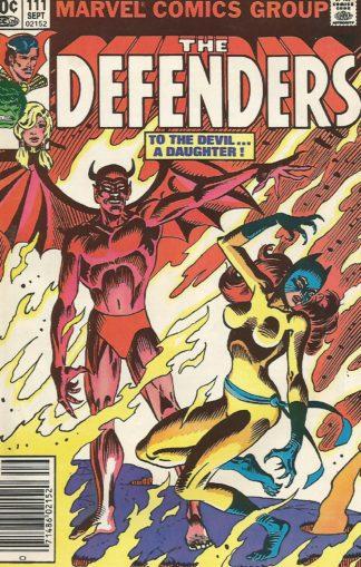 Defenders #111