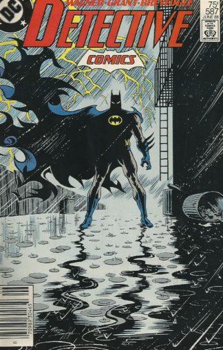 Detective Comics #587