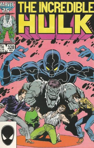 Incredible Hulk Volume 2 #328