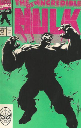 Incredible Hulk Volume 2 #377