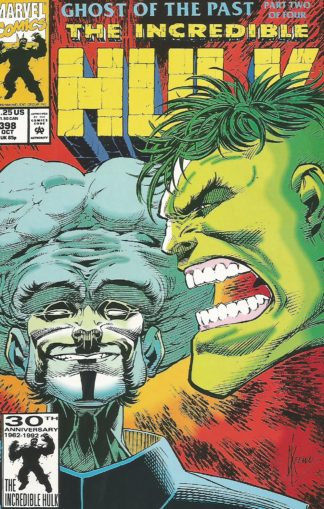 Incredible Hulk Volume 2 #398