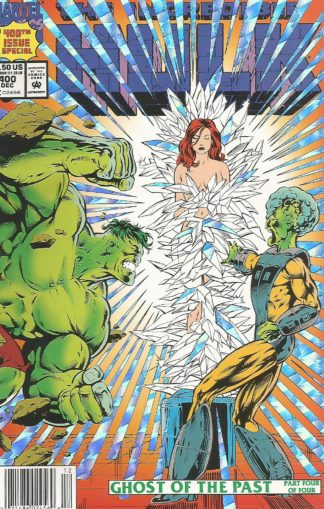 Incredible Hulk Volume 2 #400