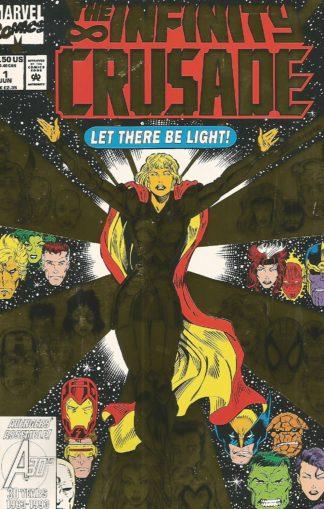 Infinity Crusade #01