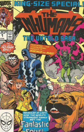 Inhumans Special #01
