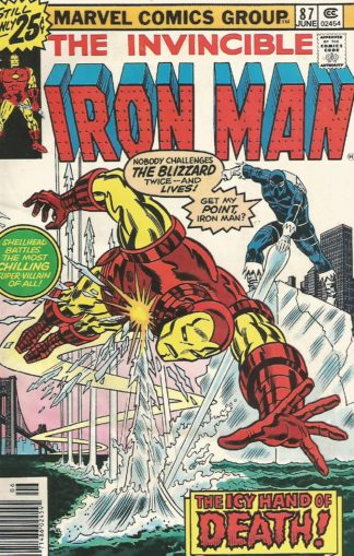 Iron Man #087