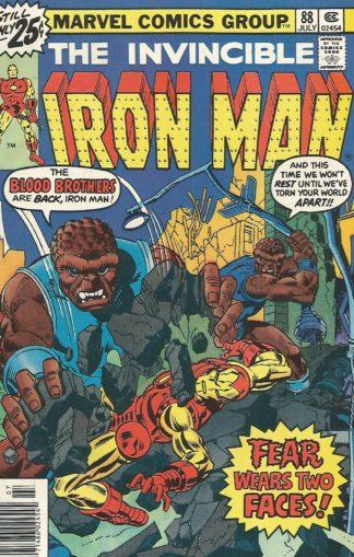 Iron Man #088