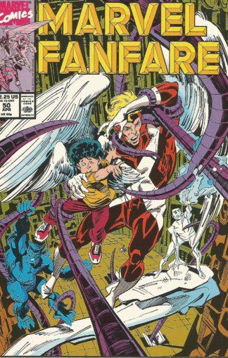 Marvel Fanfare #050