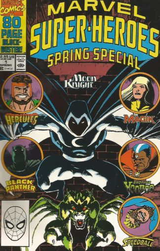 Marvel Super-Heroes Volume 2 #01