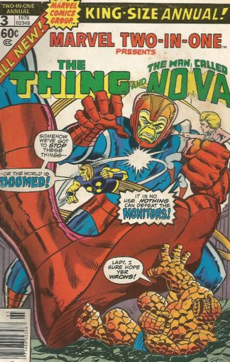 Marvel Two-in-One Annual 03