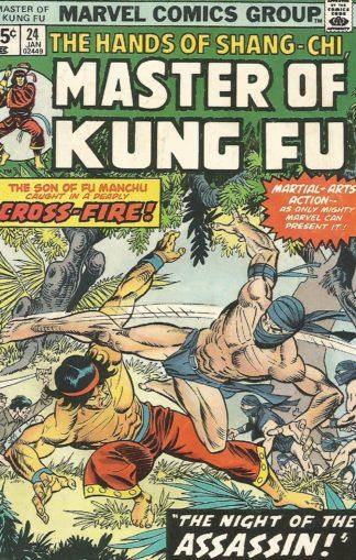 Master of Kung Fu #024