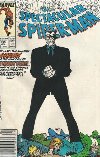 Spectacular Spider-Man #139