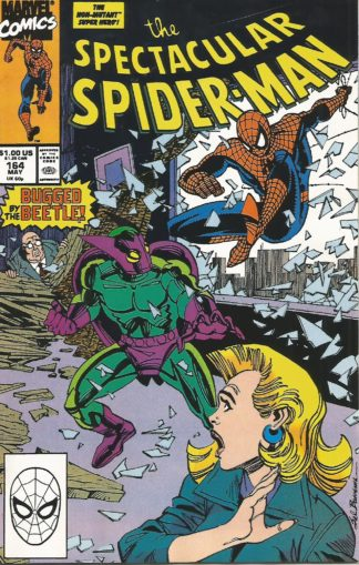 Spectacular Spider-Man #164