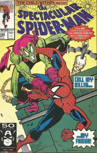 Spectacular Spider-Man #180