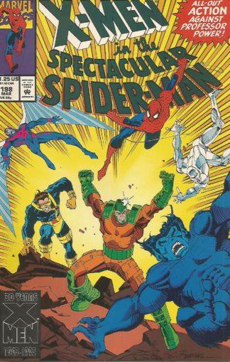 Spectacular Spider-Man #198