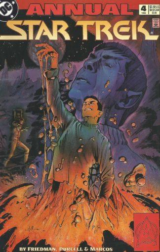Star Trek Volume 2 Annual #04
