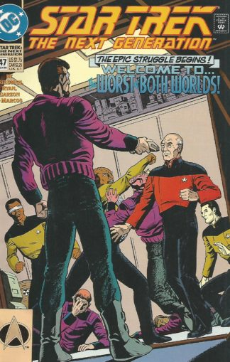 Star Trek the Next Generation Volume 2 #047