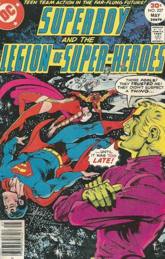 Superboy #227